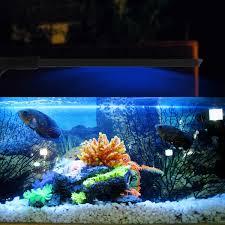 15 Aquarium Light 15 Led Aquarium Led Lighting Blue White Led Light 6w