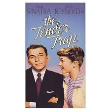 THE TENDER TRAP - 1955