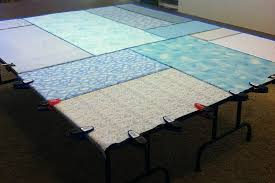 Christa's Quilt Along 4.6 – Basting Sea of Squares – Christa Quilts & Secure The Backing Adamdwight.com