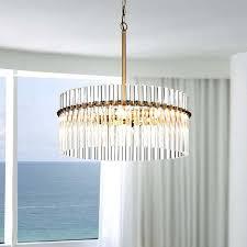 crystal pendant chandelier 4 light brushed brass pendant crystal chandelier floating crystal ball pendant chandelier