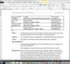 Policy And Procedure Manual Template | Trattorialeondoro