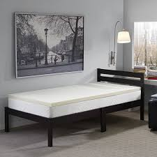 black foam mattress topper. Amazon.com: Sleep Innovations 2-inch Memory Foam Mattress Topper, Made In The USA With A 1-Year Warranty - Twin XL Size,: Home \u0026 Kitchen Black Topper