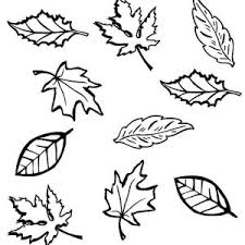Small Picture Dry Leaves in Fall Season Coloring Pages Bulk Color