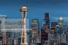 Seattle Cityscape 841 09086624
