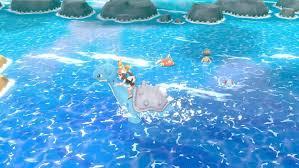 Pokemon Let S Go Element Chart Pokemon Lets Go Fire Leaf Water Thunder Stone Uses