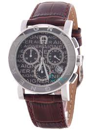 men s watch aigner cortina brown leather chronograph a26108 e men s watch aigner cortina brown leather chronograph a26108 e oro gr aigner watches