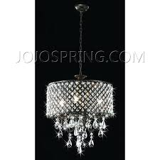 bronze and crystal chandelier. Bronze Crystal Chandelier Antique Black 4 Light Round French . And