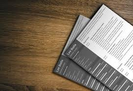 Two Page Resume 2 Page Resume Will It Crush Your Chances Format Expert Advice