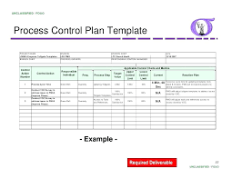 Quality Control Excel Control Plan Template Quality Assurance Project Management Excel Epa