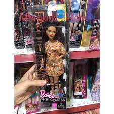Búp bê Barbie fashionistas Petite #56 style so sweet
