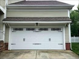 gorgeus faux garage door windows menards