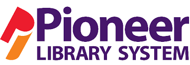 pioneer energy logo. logo for pioneer library system energy