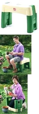 step2 garden kneeler and seat step 2 garden seat garden hopper garden pads and seats garden