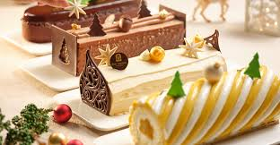 Where To Get Christmas Log Cakes That Will Impress All Your Dinner Guests Avenue One