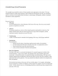 ideas of concept essay examples example and illustration writing  paper 9 samples of formal essays pdf format writing illustration essay topics example p