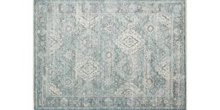 loloi rugs ophelia collection aqua grey