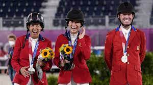 Jessica Springsteen Nabs First Olympic ...