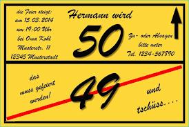 Geburtstag 50 Lustig Gedichte Zum 50 Geburtstag Glückwünsche Voll