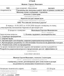 Отзыв от руководителя практики пример Блоги aeterna qip ru Отзыв от руководителя практики пример