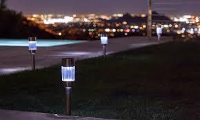 Solar Powered Garden Light  EnviroGadget  Part 3Solar Powered Patio Lights