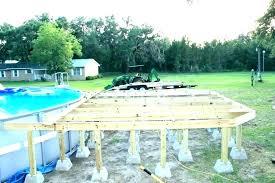 diy pool decks above ground pool above ground pool ideas above ground pool decks plans pool