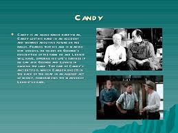 of mice and men theme and overview candy