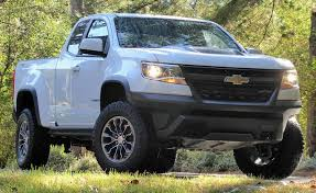 2018 chevrolet zr2. simple chevrolet lifted and with a wider stance the 2018 chevrolet colorado zr2 looks  bajaready for chevrolet zr2