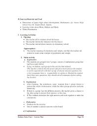 Daily Lesson Plan Template High School Beautiful Preschool Lesson ...