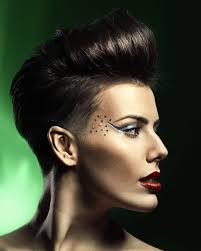 Hair Style For Women faux mohawk hair style for women 2017 7386 by wearticles.com