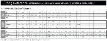 34 Organized Boot Conversion Size Chart