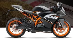ktm rc 200 bike