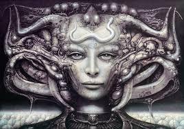 Image result for german artist surreal art of aliens