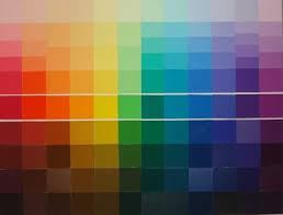 Color Chart Maria Elkins