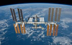International Space Station Astronauts Plug Leak With Finger