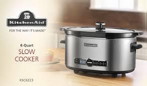 kitchenaid slow cooker. intro kitchenaid slow cooker a