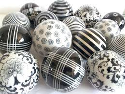 Decorative Balls For Bowl Nz Gorgeous Decorative Ceramic Ball Orb Sphere Balls Nz Talentguide