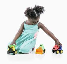 Why is my daughter playing with toys aimed at boys? 5-year-old - The