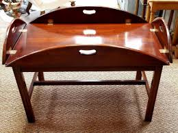 delivery company butler tray coffee table replaced one item furniture ideas made to matching tray england