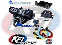 17 best ideas about atv winch atv plow atv snow kfi atv winch 2000lbs a2000