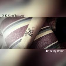 R K King Tattoos Rainbow Plaza Pimple Saudagar Tattoo Services
