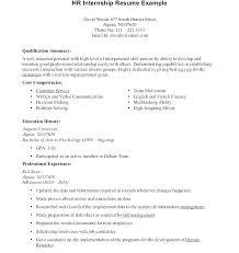 Internship Resume Template Beauteous Resume Template Internship With Intern Resume Template P Examples
