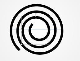 spiral diagram powerpoint template circular diagrams for powerpoint on spiral pattern template