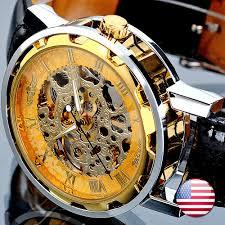 2014 men skeleton transparent mechanical stainless steel case 2014 men skeleton transparent mechanical stainless steel case classic wrist watches men