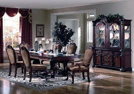 formal dining room tables for 12 formal dining room tables for furniture cherry formal dining room