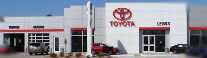 get your next oil change in dodge city ks at lewis toyota