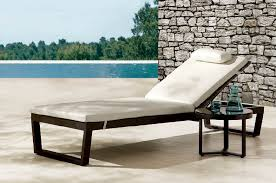 image outdoor furniture chaise. The Most Make It More Comforting Outdoors Using A Patio Chaise Lounge Concerning Lounges Remodel Image Outdoor Furniture