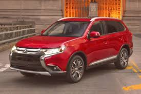 2016 Mitsubishi Outlander SUV Pricing - For Sale | Edmunds