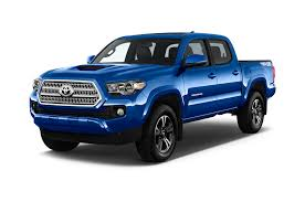 2017 Toyota Tacoma Reviews - Research Tacoma Prices & Specs - Motortrend