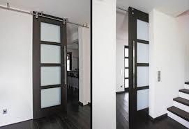 diy ceiling mount barn door doors hung from hardware canada mounted
