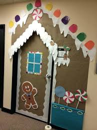 christmas office door decorating. Delighful Office Office Door Christmas Decorating Contest Ideas  Rules Simple With